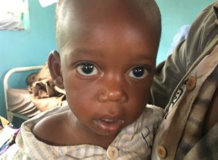 kind Congo