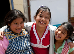 kinderen Colombia