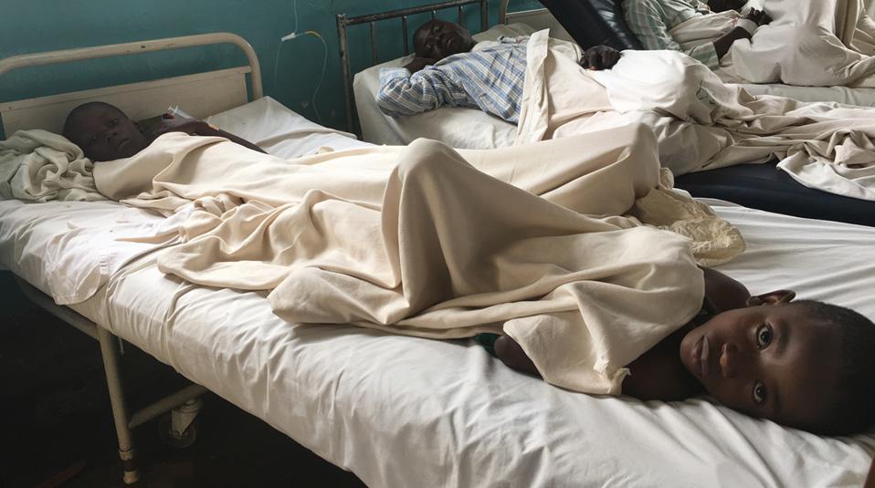 tuberculose in ontwikkelingslanden