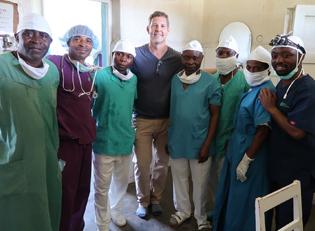 Gezondheidszorg in ontwikkelingslanden