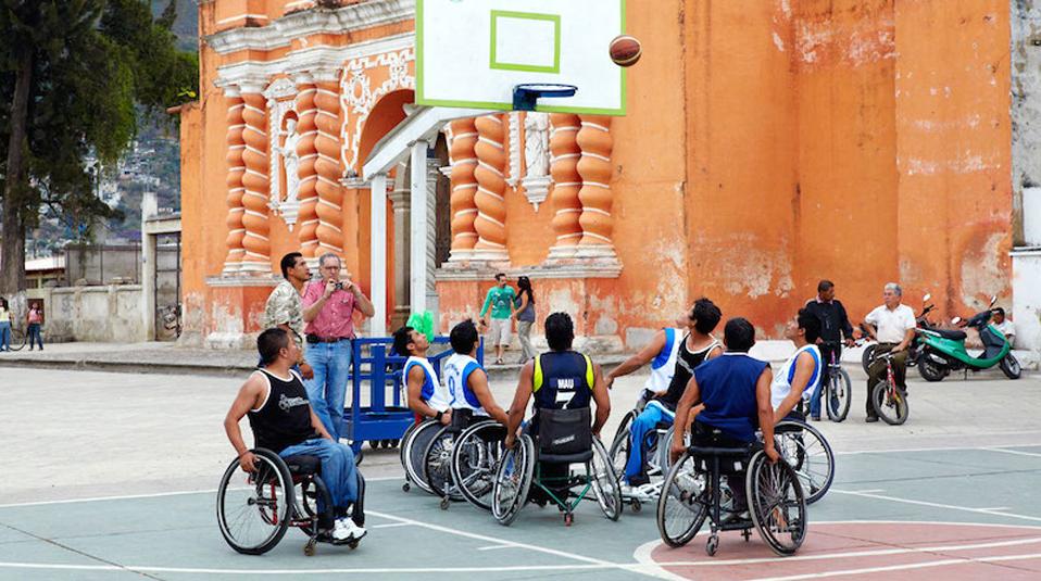 Guatemala rolstoelen