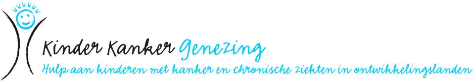 Logo Kinder kanker genezing (KKG)